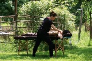 massage, séjours détox