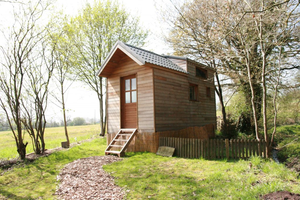 Tiny House Ecolodge La Belle Verte