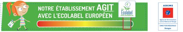 Ecolabel Européen Ecolodge La Belle Verte