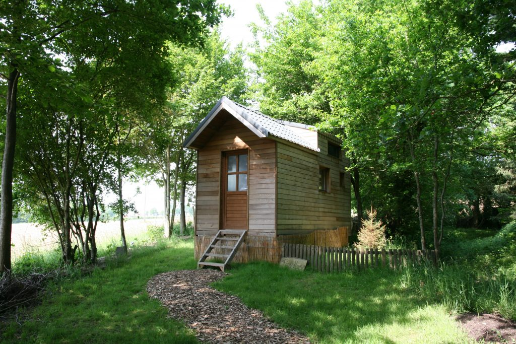 Tiny House Ecolodge La Belle Verte