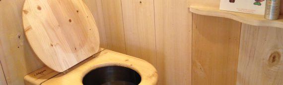 Les toilettes sèches, 5 bonnes raisons de s'y mettre !