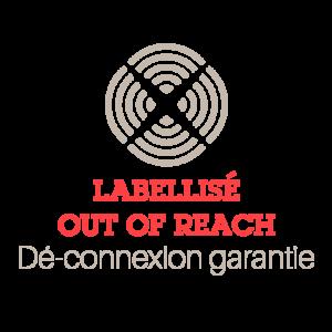 Labellisé Out Of Reach